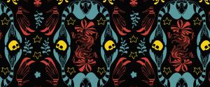 ilustración, diseño de patterns y confección artesanal de complementos